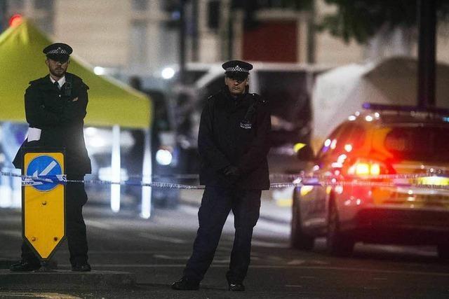 Eine Tote und mehrere Verletzte bei Messerangriff in London