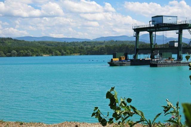 Bürgerinitiative stellt kritische Fragen zur geplanten Erweiterung des Rimsinger Baggersees