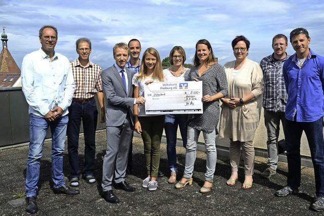 5000 Euro für Soziales