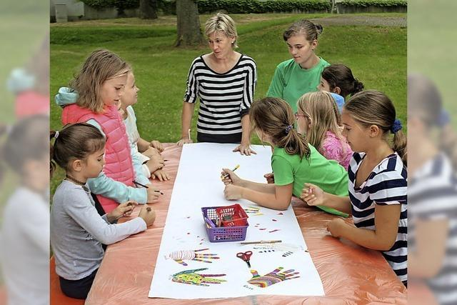 Kinder zeigen sich enorm kreativ