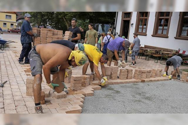 Ein neuer Treffpunkt für Ettenheimmünster entsteht