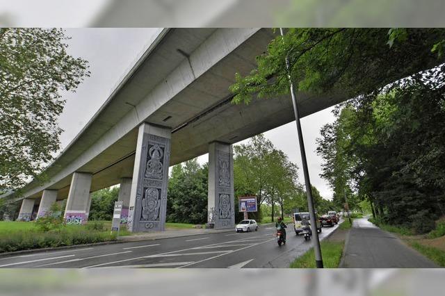 Brombacherstraße und Querspange zur Autobahn gesperrt