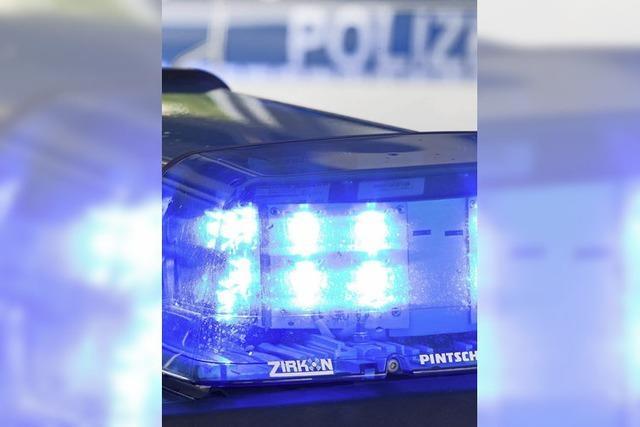 Sieben Verletzte bei zwei Unfällen