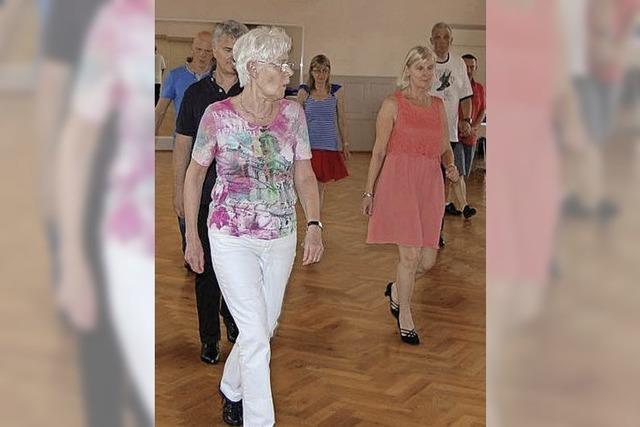 Mit 70 die letzte Tanzstunde