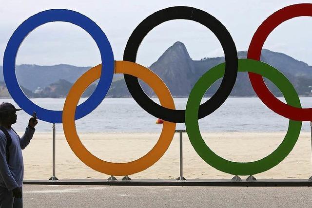 Olympia – eine Herausforderung für die BZ-Sportredaktion