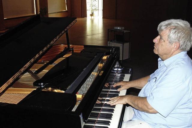 Stummfilme mit dem Piano zum Leben erweckt