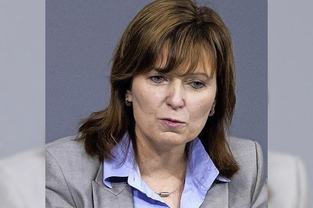 Petra Hinz von der SPD behält ihr Mandat als Bundestagsabgeordnete