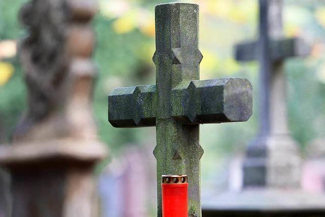 Mehr als eine halbe Million Euro Schaden auf Friedhöfen