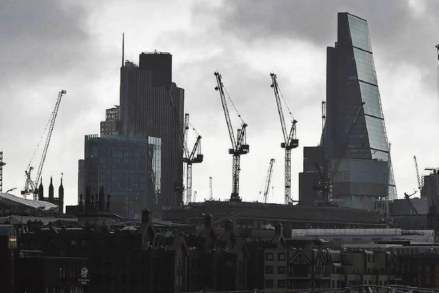 Bank of England senkt Konjunkturprognose