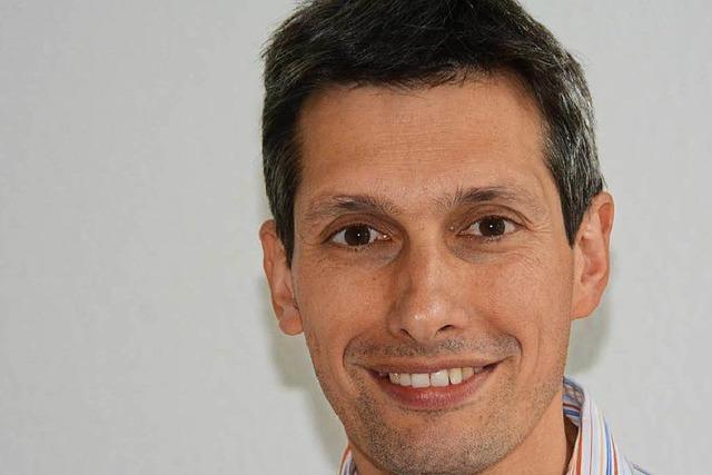 Burkhard Keller wird neuer Leiter der Gemeinschaftsschule