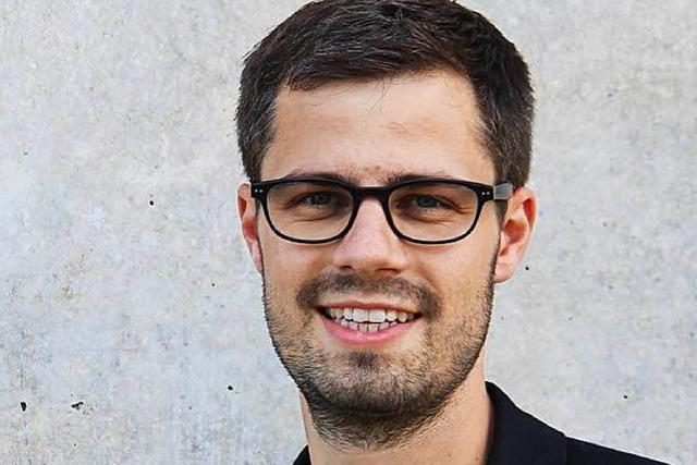 Freiburgs SPD-Chef Julien Bender will als Erler-Nachfolger in den Bundestag