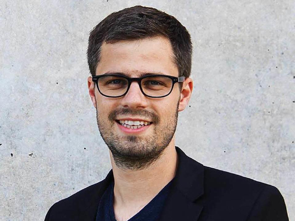 Julien Bender möchte Nachfolger von Gernot Erler werden.  | Foto: Privat
