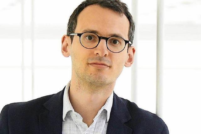 Heinrich Dietz neuer Direktor des Kunstvereins