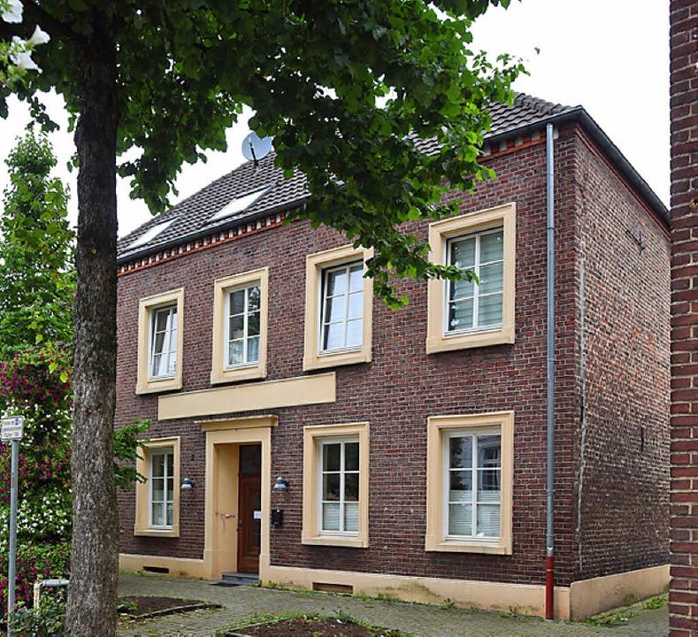Die Klinik in Brüggen     Foto: dpa