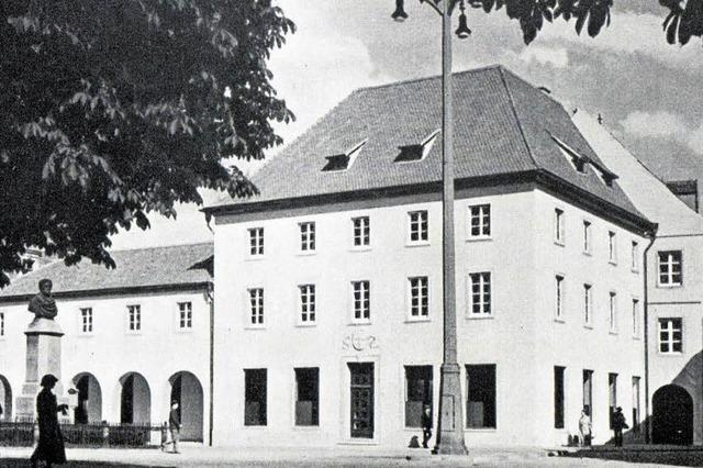 Architekt entwarf Gebäude für das 1936 fertiggestellte städtische Verkehrsamt