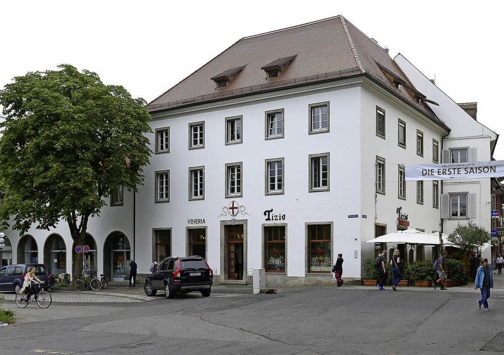 Renoviert, aber unverändert ist das Gebäude geblieben.   | Foto: M. Bamberger