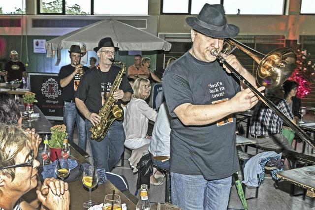 Landregenalarm: Soulkonzert wird in die Rheingießenhalle verlegt