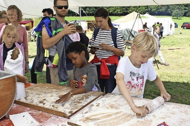 Das Spieldorf feiert 25-jähriges Bestehen
