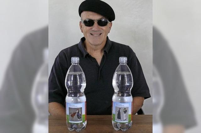 Eine Million Mal Flaschenkunst