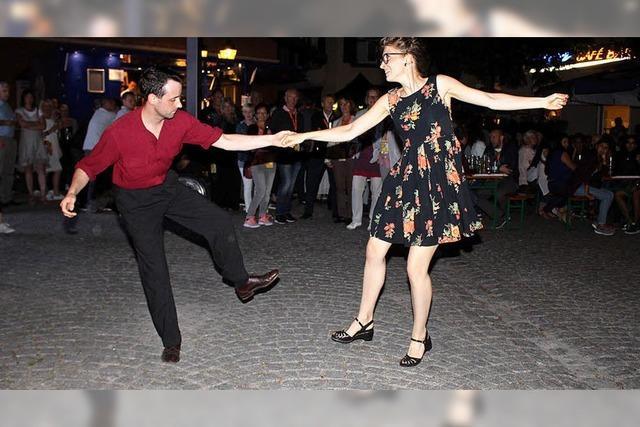 Atemlos durch die Tanz-Nacht