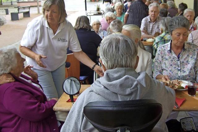 Startschuss für das Senioren-Sommerprogramm
