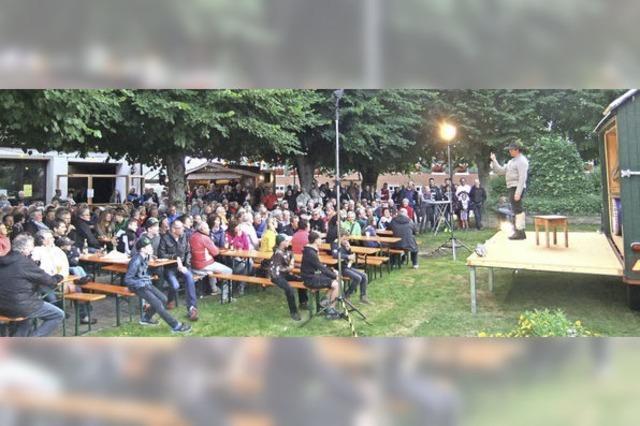 Sommerhock zieht 300 Gäste an
