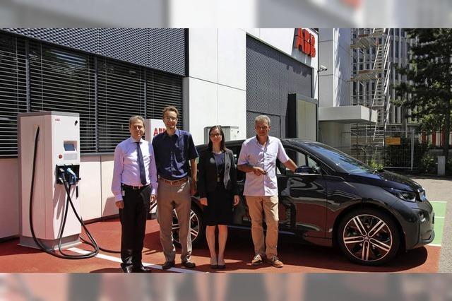 Pilotprojekt der ABB Schweiz für klimafreundliches Pendeln im Grenzverkehr