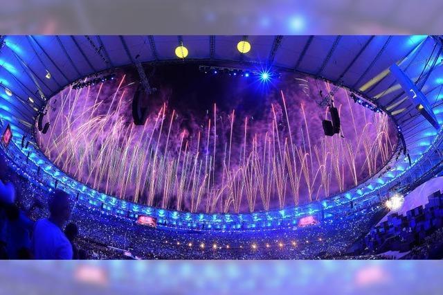 Im olympischen Labyrinth