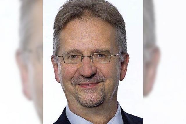 Andreas Vogt, Chef der Techniker Krankenkasse