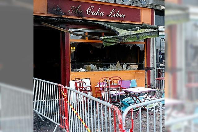 13 Tote bei Brand in Frankreich