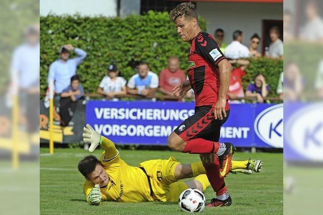 Überzeugend beim Kaiserstuhl-Cup