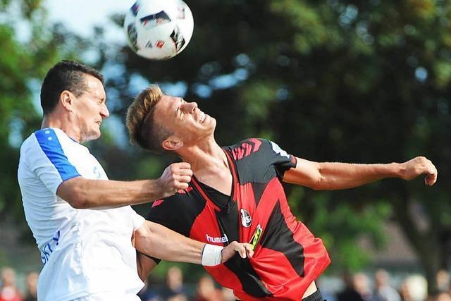 32. Kaiserstuhl-Cup beim Bahlinger SC