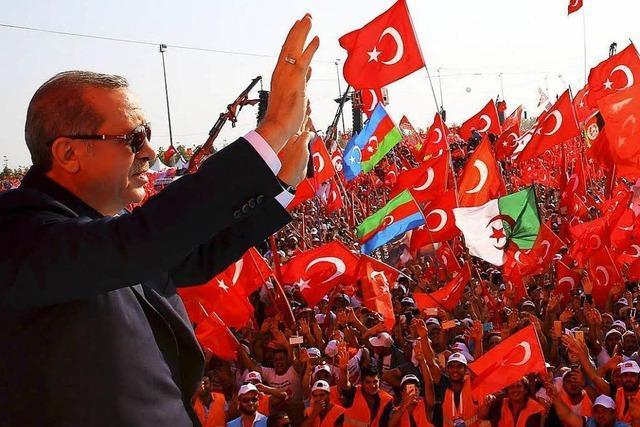 Präsident Erdogan: Neuer Ruf nach Todesstrafe