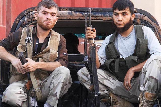 Islamisten erreichen in Aleppo Rebellenviertel