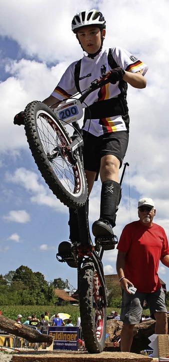Bike Trial    Foto: Resetz