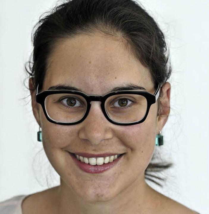 Dorothee Soboll, geboren am 15.1.1989  | Foto: T. Kunz