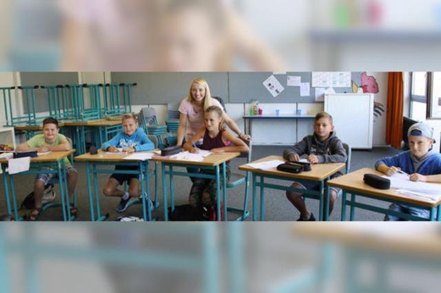 Kiwanis-Ferienschule erfreut sich wachsender Schülerzahlen
