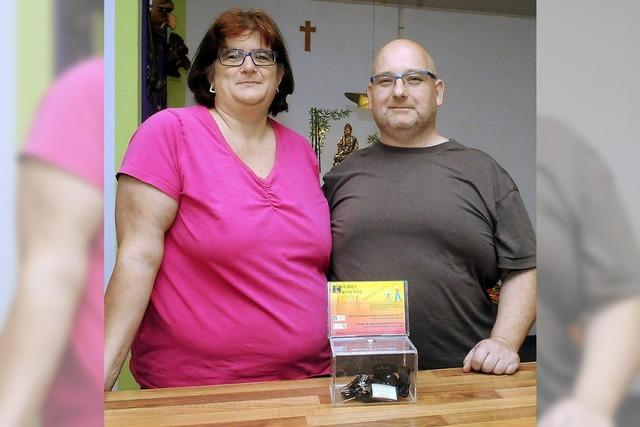 Kolpingfamilie sammelt für Kinder