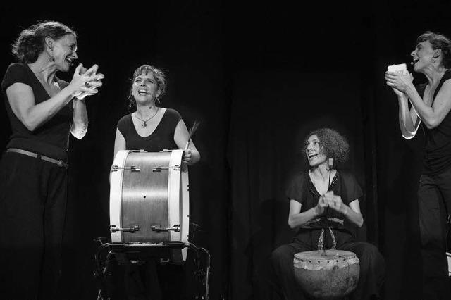 La Mal Coiffée mit Liedern aus Okzitanien im Theater im Hof