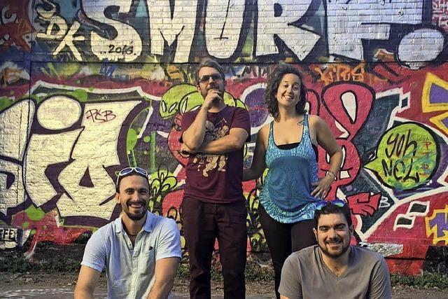 Simple Sound Retreat mit Folkrock im Rathauscafé