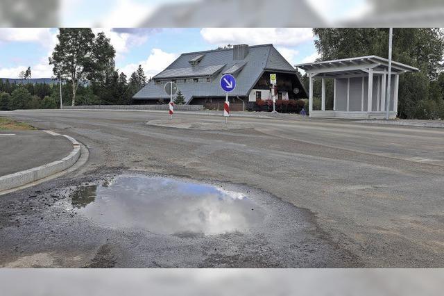Straße zwischen Holzschlag und Lenzkirch soll vom 22. August an wieder befahrbar sein