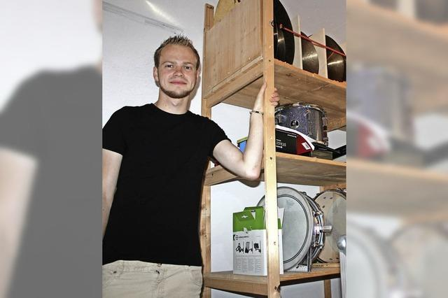 Die Band J. Linn's Tricycle stellt Debüt-CD in Gündelwangen vor