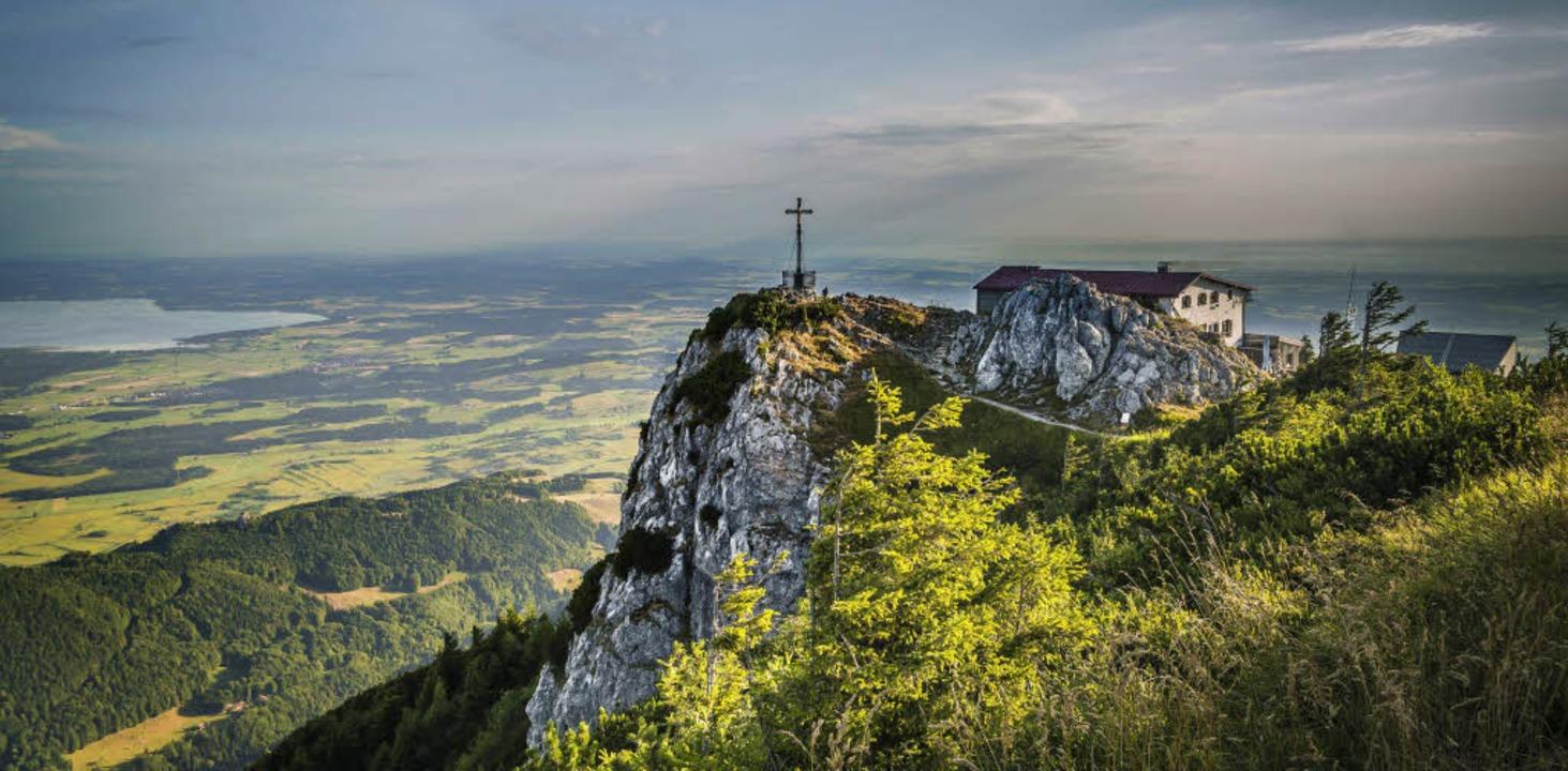 | Foto: Chiemgau Tourismus