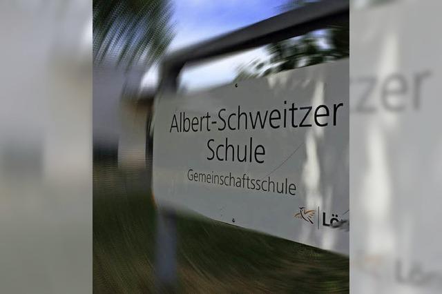 CDU für den Erhalt der Albert-Schweitzer-Grundschule