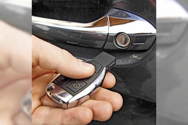Forscher finden Sicherheitslücken bei Auto-Funkfernbedienungen