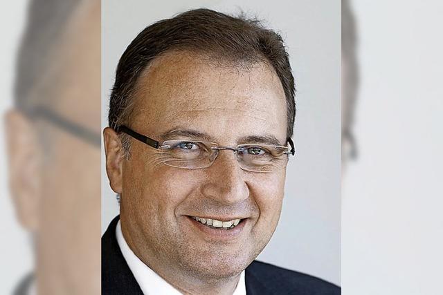 Der Präsident des Landkreistags Joachim Walter fordert Unterstützung vom Bund