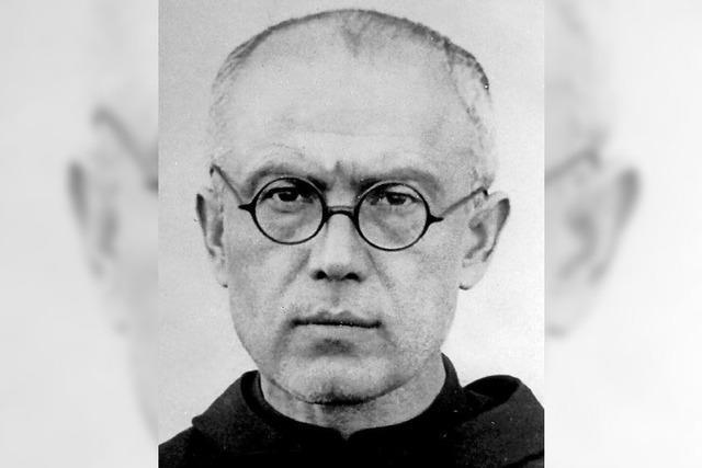 """Franziskaner-Pater Maximilian Kolbe: """"Der Hass nützt nichts. Nur die Liebe"""""""