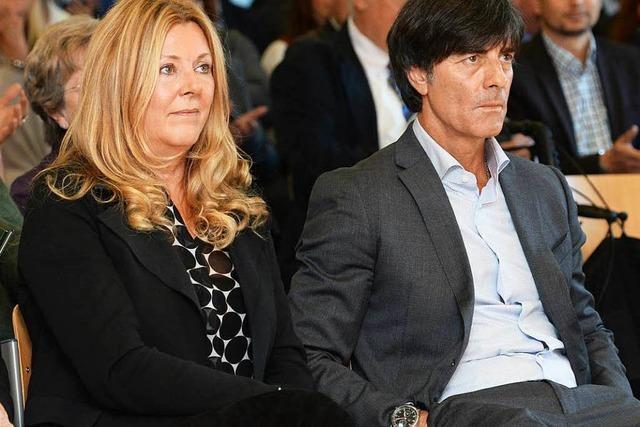 Bundestrainer Jogi Löw und seine Frau Daniela trennen sich