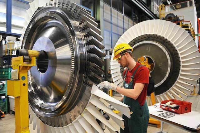 Exporte und Konsum treiben Wachstum