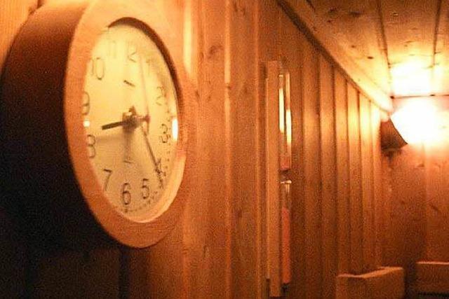 Saunaofen verursacht Kellerbrand